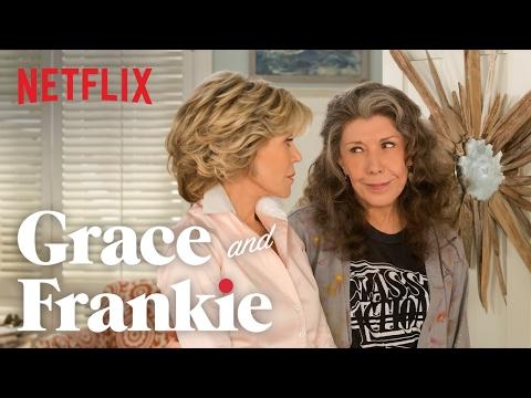 Grace and Frankie | Season 2 - 70, Single and Sexy [HD] | Netflix