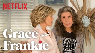 Grace and Frankie | Season 2 - 70, Single and Sexy [HD] | Netflix