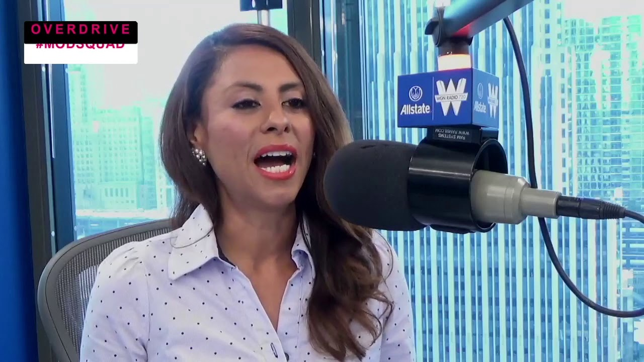 Market Overdrive - WGN Radio- With Host Karla Mina