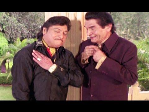 Naresh Kanodia, Asrani, Baap Dhamaal Dikra Kamaal - Gujarati Comedy Scene 5/18