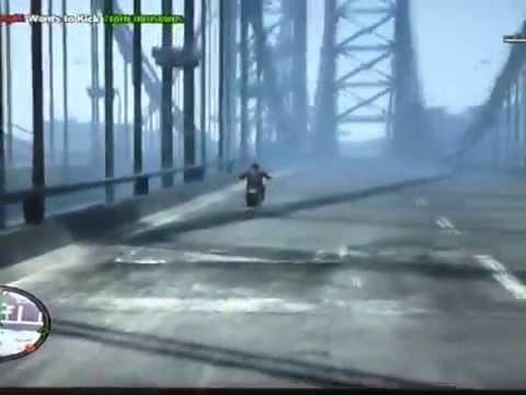 GTA IV Ballad of Gay Tony Lonely Lone Rider