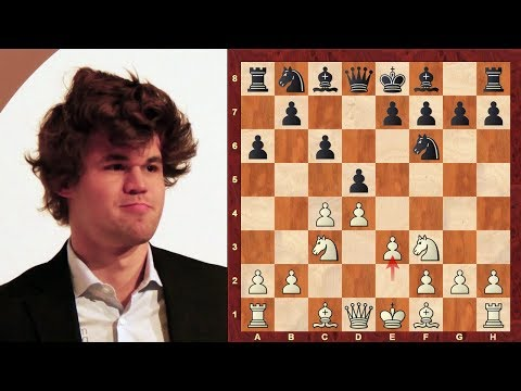 Magnus Carlsen vs Gata Kamsky - Sinquefield Cup 2013 - St ...