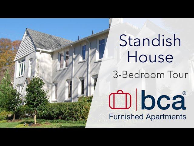 Standish House, 3 bedroom tour | Atlanta, GA
