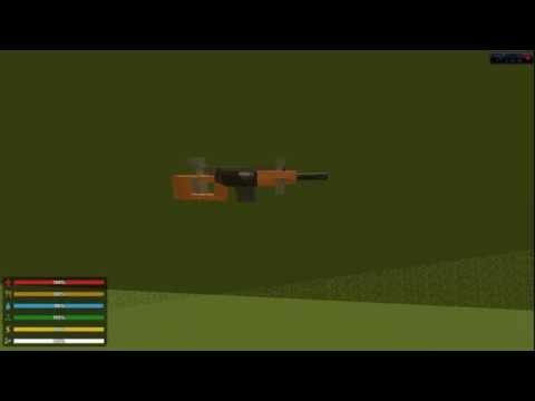 ID Armas unturned (Snipers)