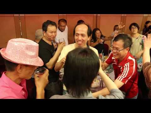 三周年慶祝儀式 + 舊歡如夢 + 情花開 -- Ah Lam & Fanny -- 3L樂隊三周年聯歡晚會 140525