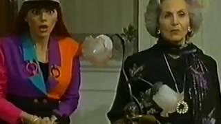 Doña Elvira descubre que Bruno la estaba asustando