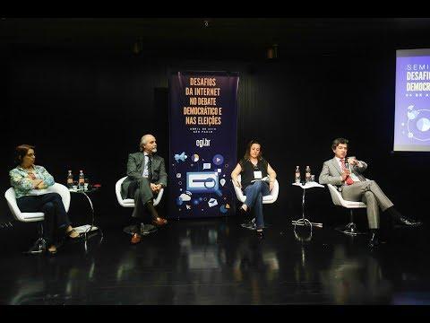 [Desafios da Internet no Debate Democrático e nas Eleições] Informação correta, vigilância e fact-checking