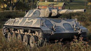 Танкосмотр2019 #17. Германия. Легкие Танки. (ветка ПазорВагон)   World of Tanks