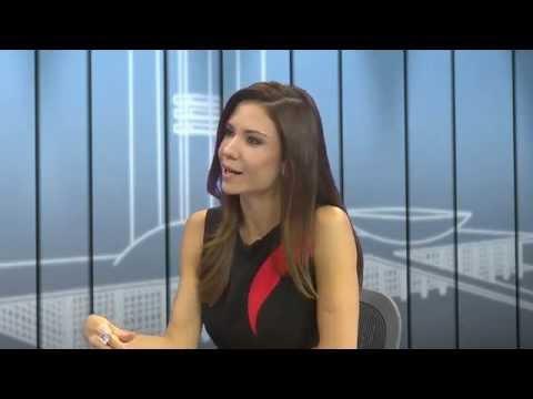 Entrevista com Gleisi Hoffmann, senadora pelo Parána, no É Notícia - 06/10/2015