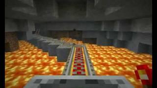 Montanha russa - Minecraft 1.8