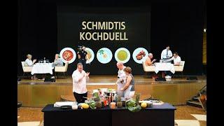 AIDAbella 2019 - SCHMIDTIS KOCHDUELL (Premiere) mit Andreas Schmidt und Sous Chef Sascha Quast