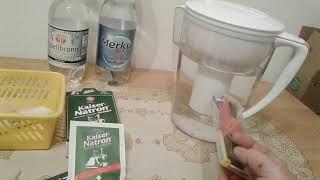 Лечение перекисью водорода,пищевой содой.