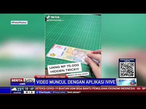 Video Viral Uang Rp 75 Ribu Bisa Nyanyi Indonesia Raya ...