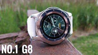 No.1 G8 Smartwatch REVIEW - Best $37 Smartwatch?!