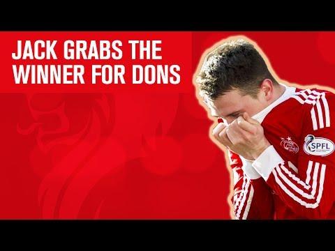 Ryan Jack scores crucial winning goal