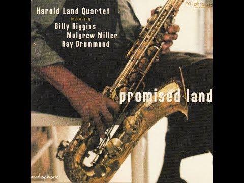 Harold Land Quartet - Ugly Beauty