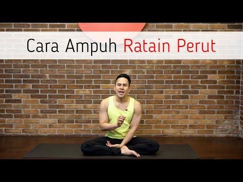 Cara Ampuh Mengecilkan Perut - Yoga With Penyogastar