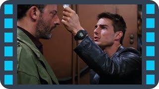 Фокус с диском — «Миссия: невыполнима» (1996) сцена 3/5 QFHD