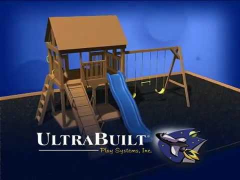 ultrabuilt swing sets