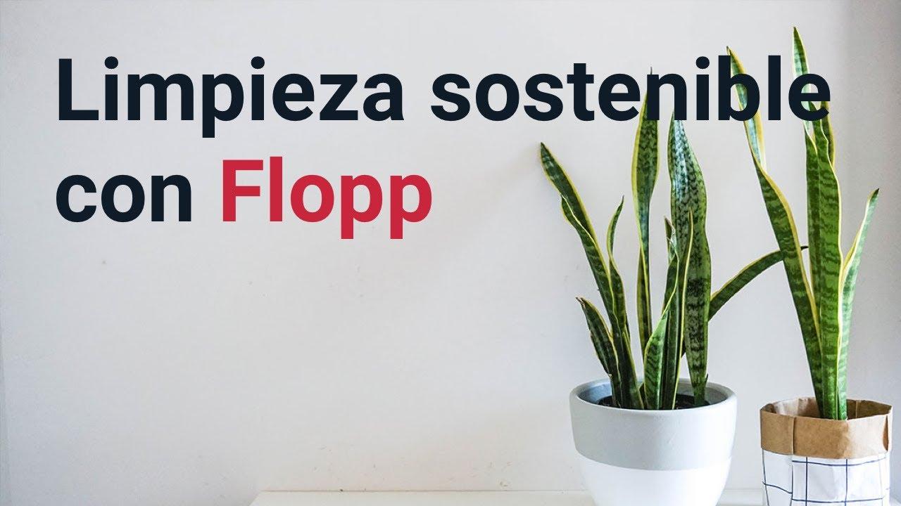 Limpieza Sostenible con Flopp