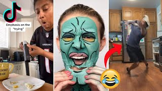 TikTok Epic Fails | Compilation 2021 | Funny Videos | Try Not To Laugh 😂
