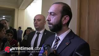 Իշխանությունն արդեն լուծել է իր առջեւ դրված թիվ մեկ մարտահրավերը. ԱԺ նախագահը՝ Միքայել Մինասյանին