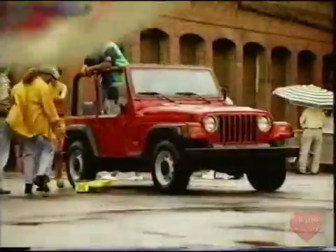 Jeep | Television Commercial | 1997 | Barry White