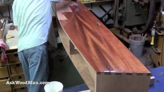 27 Of 28 • Building An Entertainment Center For Flat Screen Tv: A Furniture Project