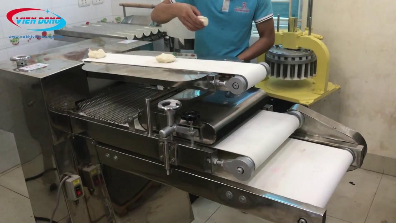 Dây chuyền máy làm bánh mì đầy đủ thiết bị tối ưu chi phí