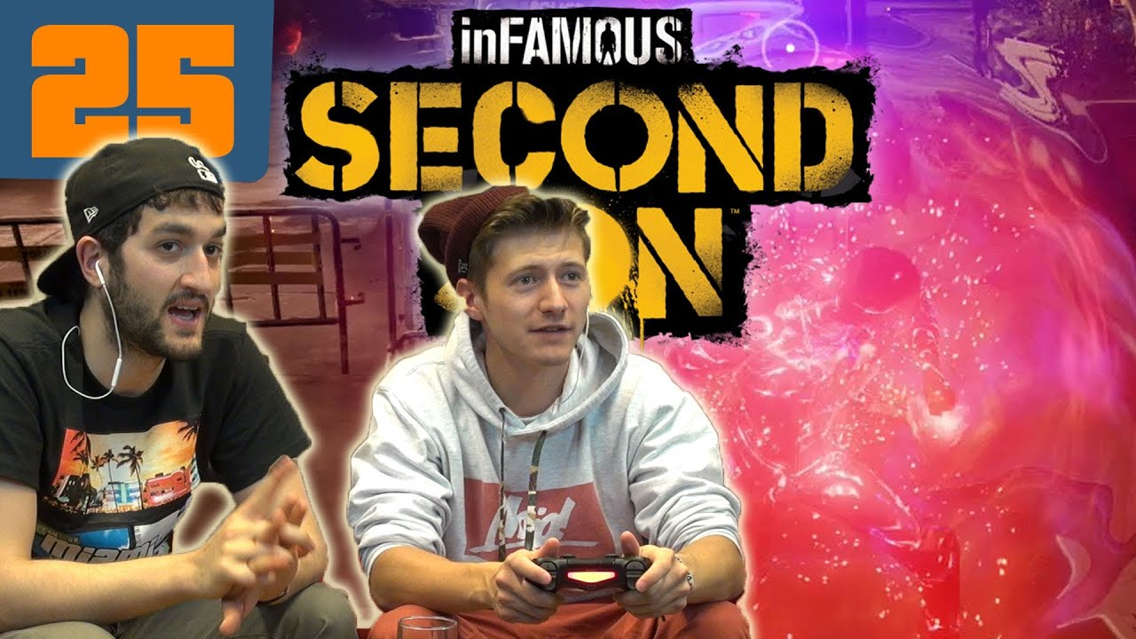 Gemacht German Infamous Second Son Lets Play 025 So Wird Sauber