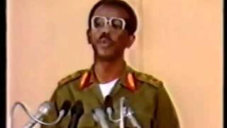 Repeat youtube video part 3- Mengistu's last days 1982-83 ethiopian calender