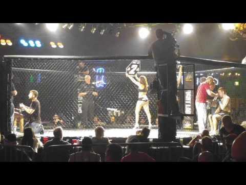 Shelton Sales vs David Wesley featherweight title