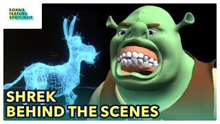 The Behind-the-Scenes Secrets of Shrek! | Bonus Feature Spotlight [Blu-ray/DVD]