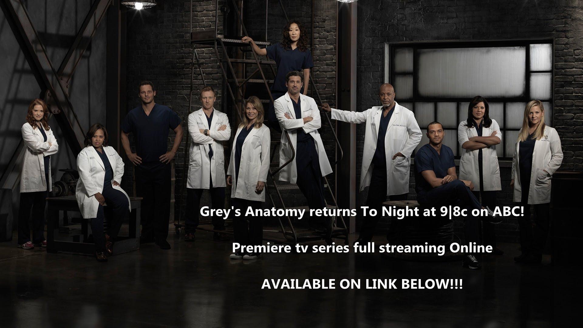 Greys Anatomy 12x11 Unbreak My Heart Season 12 Episode 11 Full