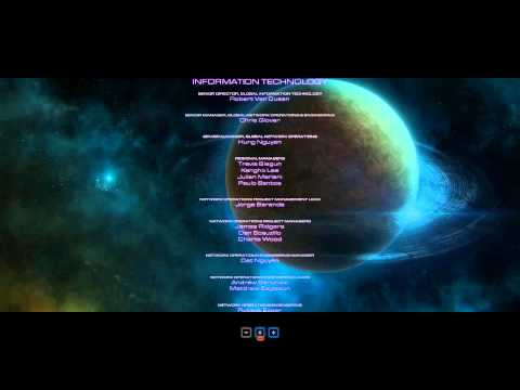 StarCraft 2: Heart Of The Swarm - End Credits (long version)