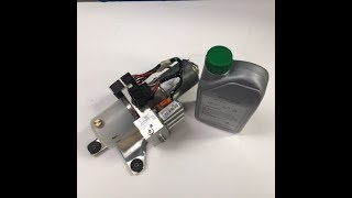 How to replace an Audi b7 Cabriolet Roof motor SAVE THOUSANDS *EASY*