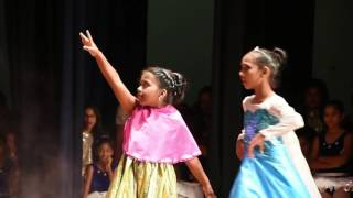 Frozen Final Act Ballet Performance By The Kids Of SAS DANCE COMPANY (MAURITIUS)