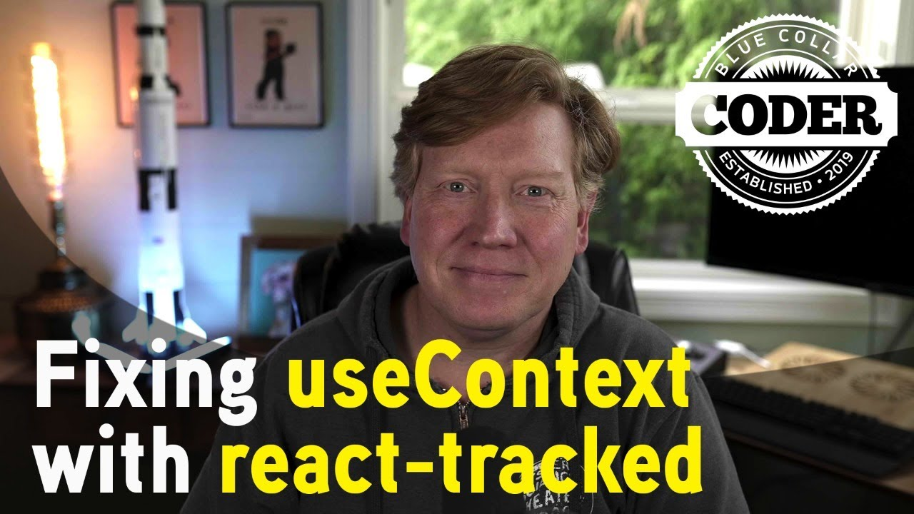 Fixing useContext with react-tracked