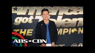 EXCLUSIVE: Marcelito Pomoy back in PH after landing spot in 'AGT' finals