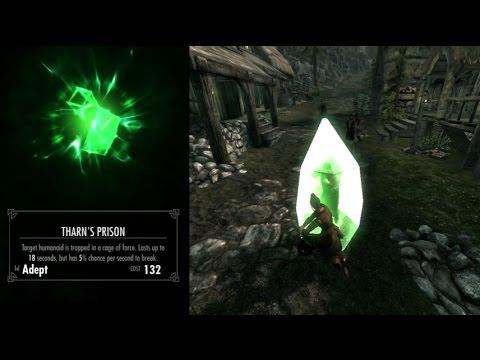 Skyrim Apocalypse some Alteration spells