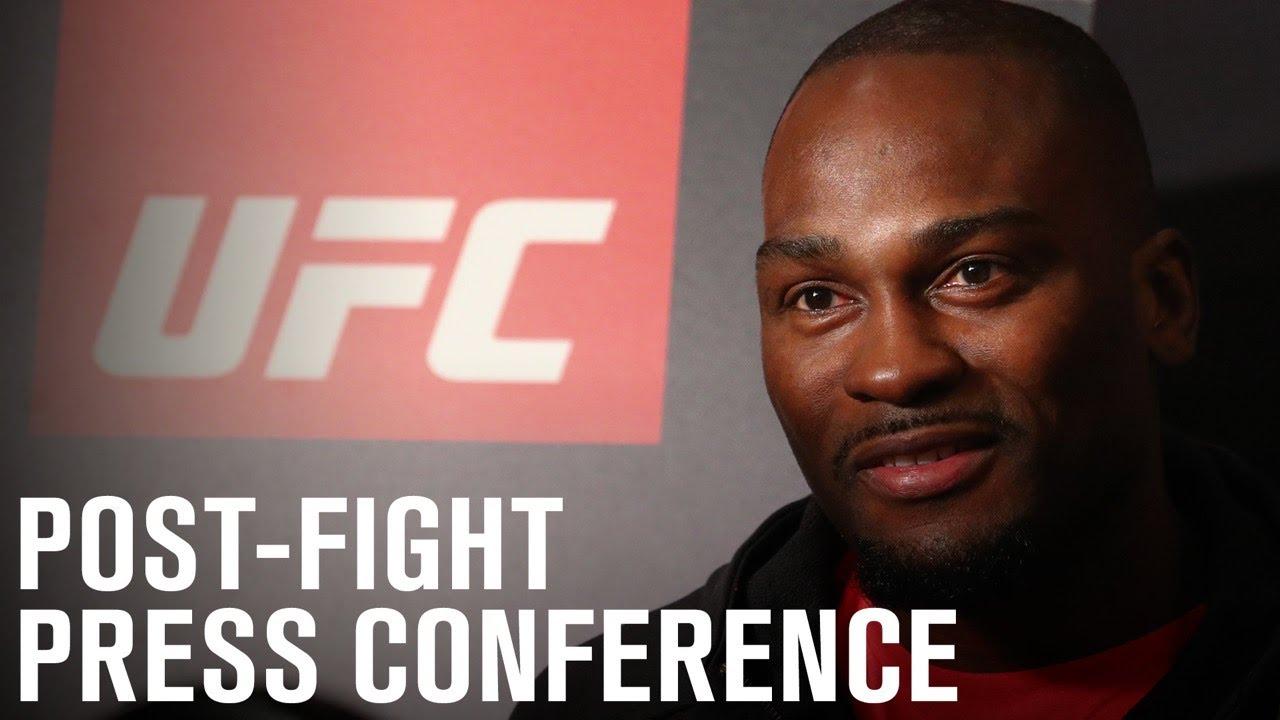 UFC Vegas 22: Post-fight Press Conference