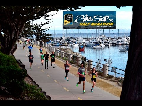 Big Sur Half Marathon in Monterey
