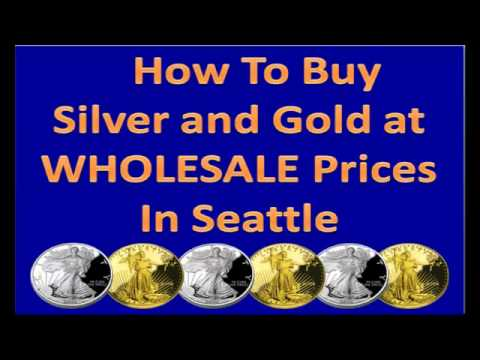 Silver Coins and Bullion Dealers Seattle