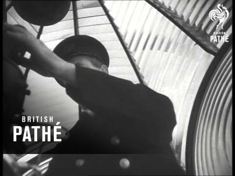 Lighthouse Keeper Issue Title Is Pathe Pictorial Looks At Loneliness (1947)