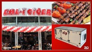 Alp Elektrostatik Filtre Uygulaması - Ehl-i Ciğer İstanbul Video
