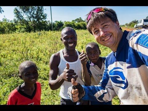 Cycle Cairo to Cape Town Ep. 3 - Beatifull Uganda and Kenya - Bicycle Touring Africa