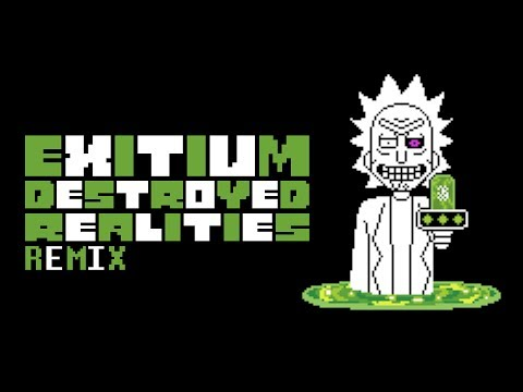 Destroyed Realities: Exitium V2 [My take] - PiuGraveMusic