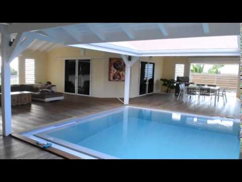 villa architecte le moule f4 300m2 piscine youtube. Black Bedroom Furniture Sets. Home Design Ideas