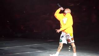 Chris Brown The Party Tour - AAA in Miami 4.15.17 Part 1