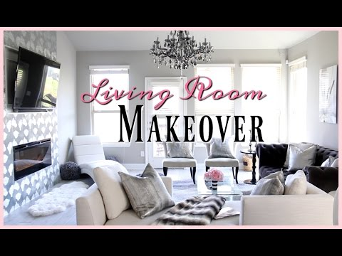 House Makeover Before & After - MissLizHeart